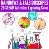 Color activities lessons