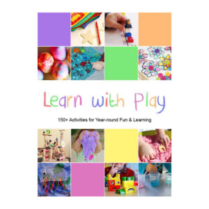 Learn with Play ebook cover