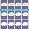 The Game of Feelings emotions cards
