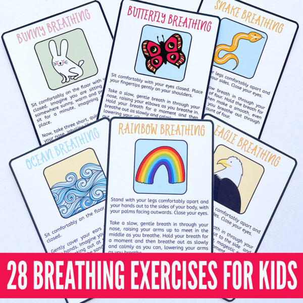 Mindful Breathing Exercises for Kids
